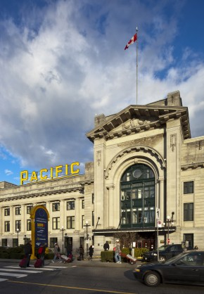 Pacific Central Railway Station, Envelope Restoration - Thibodea