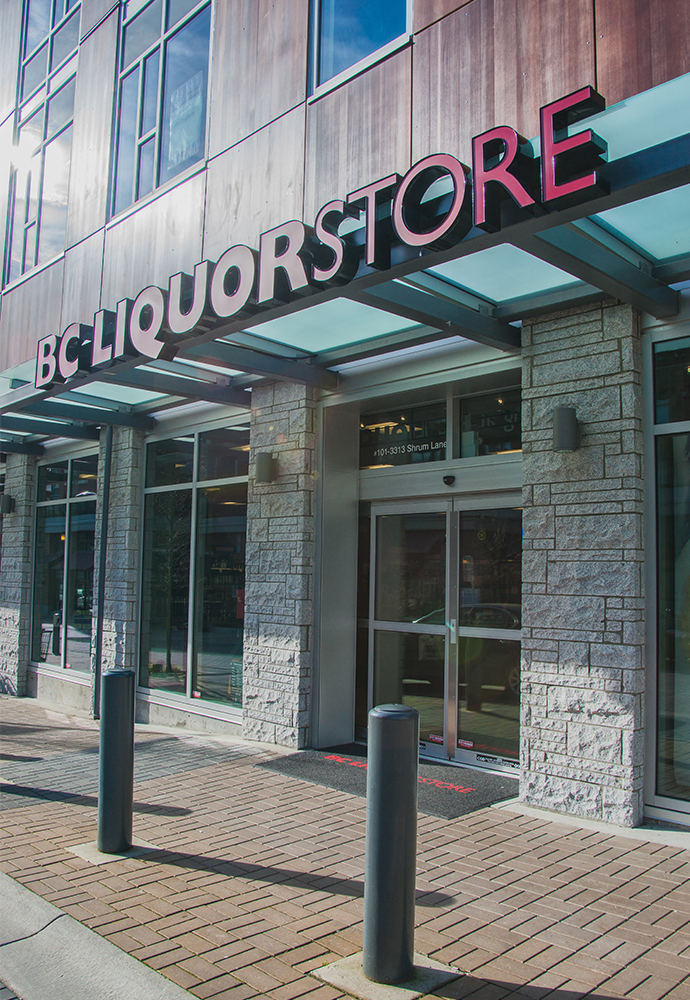bc liquor store hours ubc bc liquor roll out tad architecture design 11921